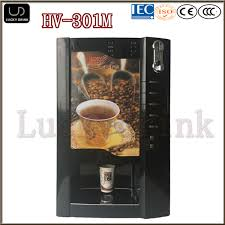 Hot Drink Vending Machine Classy China 48m Automatic Hot Drinks And Coffee Vending Machine China