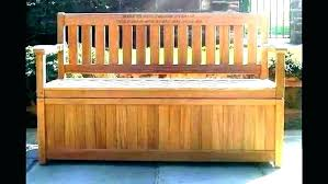 outside storage bench plans deck benches porch outdoor patio cushion