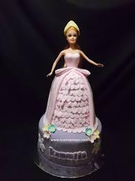 Barbie Cake Mamayo