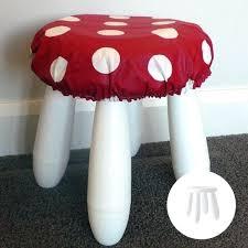 mushroom stool video game theme custom furniture. Contemporary Video Mushroom  For Mushroom Stool Video Game Theme Custom Furniture M