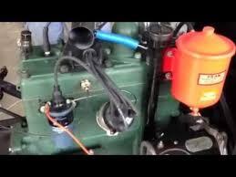 cj2a engine run of the l134 go devil