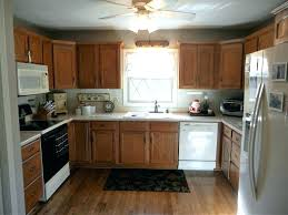 painting oak trim um size of stained cabinets white how to paint without doors with golden