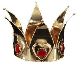 Mini Queen of Hearts <b>Crown</b> (Standard) - <b>Alice</b>-in-<b>Wonderland</b>.net ...