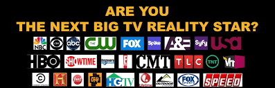 reality tv shows logo. reality tv show consulting tv shows logo