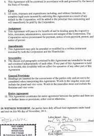 Agreement Legal Loane Free Between Family Members Uk Shareholderan