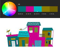 triad color themes