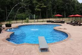 inground pools ct inspirational view our custom inground pool gallery juliano s pools can help you