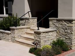 for a large photo of natural stone wall cap