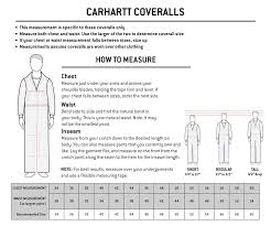 Carhartt X06 Extremes Zip Front Coverall Quilt Lined