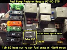 pontiac how do i bypass the fuel pump relay questions answers e3ccead jpg