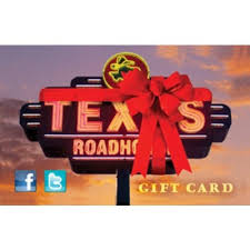 Texas Roadhouse Gift Card (email Delivery) : Target