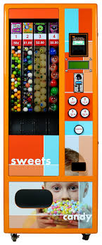 Bulk Vending Machine Candy Beauteous Electric Wizard 48 Bulk Vending Machine By Global Gumball