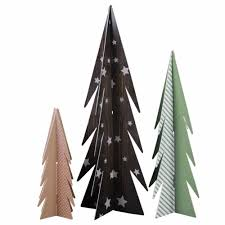 Christmas Tree In Chart Paper 35 Christmas Tree Paper Craft Paper Craft Easy