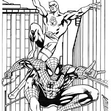 Small Picture Spiderman Coloring Pages Online Fabulous Get The Latest Free