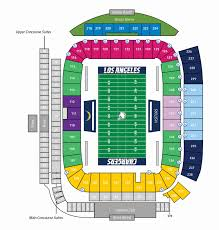 Stubhub Fenway Seating Chart Stubhub Center Los Angeles Chargers Football Stadium