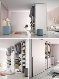 Kleiderschrank Als Raumteiler