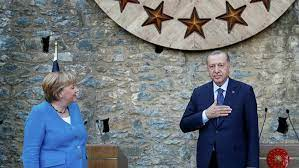 Erdogan dankt Merkel und hofft auf gute Zusammenarbeit mit künftiger  Bundesregierung