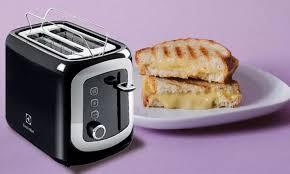 Lò nướng bánh mì Electrolux ETS3505: Mua bán trực tuyến Máy làm bánh mì với  giá rẻ