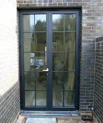 french door installation cost to replace a sliding glass door sliding glass doors black french