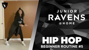 "Junior <b>Ravens</b> @ Home   <b>Hip Hop</b> Dance - ""Cubic Z"" by Diamond Ortiz"
