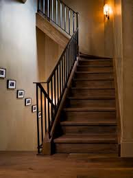 contemporary media room decorating arrangement idea. Variety Of Ways To Arranging Photos On A Wall : Contemporary Staircase House Stairs And Walls Media Room Decorating Arrangement Idea