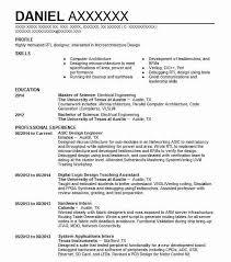 Asic Design Engineer Resume Sample Engineering Resumes Livecareer