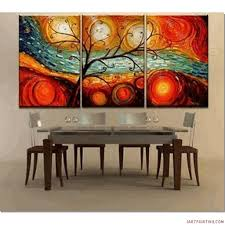 modern art painting ideas abstract paintings pcs canvas set modern metal wall acrylic handmade aa