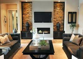 wall mounted fireplace designs mount decorating ideas