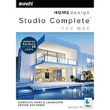 Small Picture Punch Home Design Studio Complete for Mac v19 Download Version by