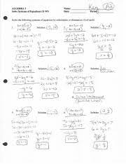 7442cc3475d9acd9c17b176e765a41b5e914aad5_180 systems of equations study resources on equations with variables on both sides worksheet