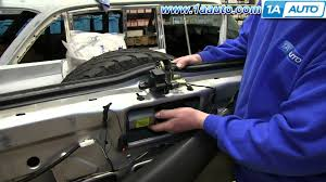 how to install replace rear wiper motor 2002 07 jeep liberty how to install replace rear wiper motor 2002 07 jeep liberty