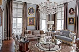 French Inspired Home Designs This American Couples Paris Home Celebrates French Style
