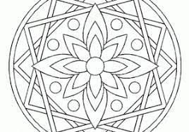 Kleurplaten Mandala Dolfijnen Concept Mandala Kleurplaten Voor Jong