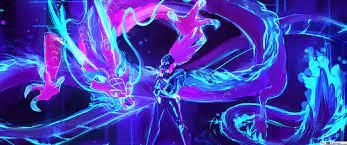 Legends (LOL) : Dragon Neon Akali K/DA ...