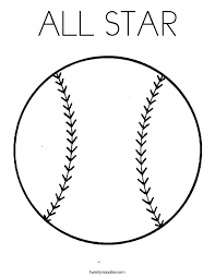 Small Picture ALL STAR Coloring Page Twisty Noodle