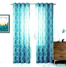 Blue Curtains For Bedroom Light Blue Curtains Light Blue And White ...