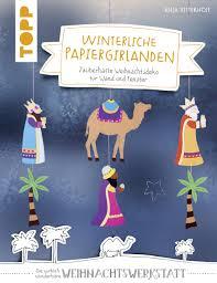 Buch Winterliche Papiergirlanden Vbs Hobby Bastelshop