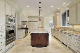 kitchen design ideas off white cabinets. Contemporary Kitchen Luxury Kitchen With Antique White Cabinets And Brown Island Beige  Granite In Kitchen Design Ideas Off White Cabinets S