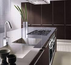 modern kitchen design 2012. Modern Brown Italian Kitchen Design 2012