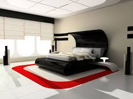 Color Ideas and Pictures for Bedrooms with Black Furniture (2)