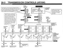 mountaineer wiring diagram 4r70w shifting wiring help ford explorer and ford ranger here is the 98 to 08 schematic