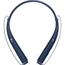 lg bluetooth headset. lg hbs-780 tone pro bluetooth wireless stereo headset (blue) lg