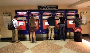 Nj Transit Ticket Vending Machines Interesting NJ Transit Changes The Way They Handle Change Pilot Program Trades