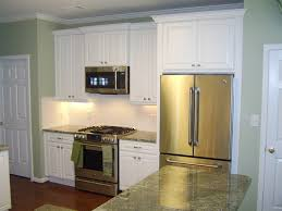 princeton maple in white icing finish by schuler cabinetry traditional kitchen