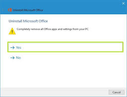 office uninstaller how to uninstall office 365 or office 2019 2016 on windows 10