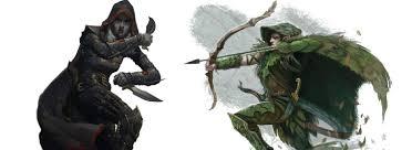 Ranger D D D D Unearthed Arcana Rangers Rogues Bell Of Lost Souls
