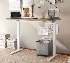 livingston sit stand humanscale desk