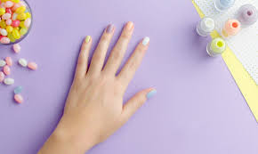 Krok Za Krokem Pastelové Jarní Nehty Oriflame Cosmetics