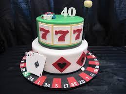 40th birthday cake ideas male
