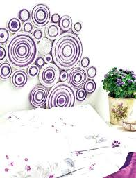wall decoration ideas with paper decorations recycled paper